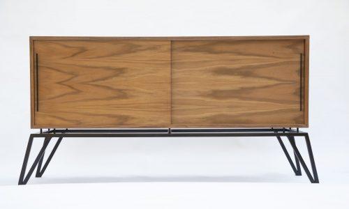 Mobiliers - meubles - enfilade - contemporain - ébénisterie- création sur mesure- objet design- velita